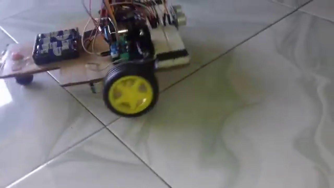 robot mobil arduino