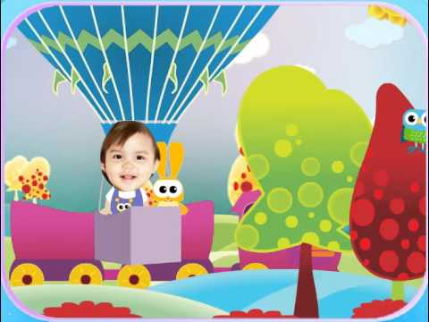 Baby tv luisa sakamoto aniversario birthday youtube for Baby tv birthday decoration