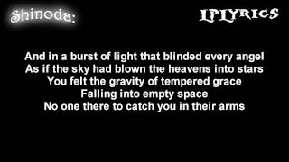 Linkin Park- Iridescent [ Lyrics on screen ] HD