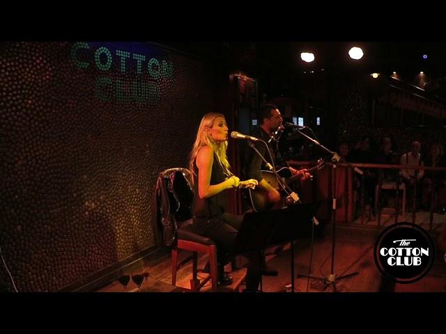 Anglada Cerezuela en directo en Cotton Club Bilbao  Manzana de caramelo