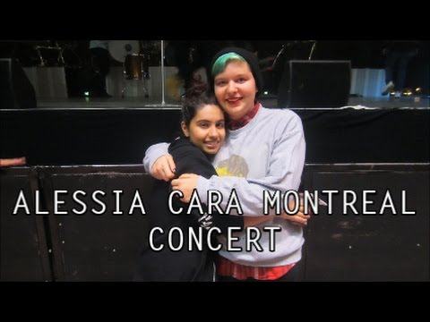 Alessia Cara Know-It-All Tour Part II~ Montreal Concert and Sound-Check + Meet & Greet!!