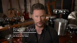 """Triumph of the Spirit"" (U.S. Open Theme) by Brian Tyler (Behind-the-Scenes Featurette)"