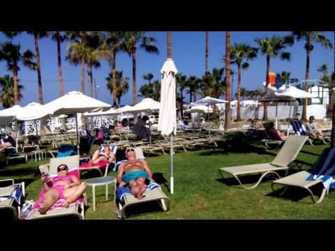 Anastasia Beach Hotel 4* (Кипр/Протарас)