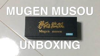 Unboxing Things: Mugen Musou Kendama