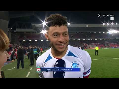 """I'm getting better with every game!"" Oxlade-Chamberlain and Milner react to Liverpool 2-1 Genk"