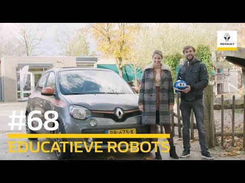 Renault Life met Solly - Educatieve robots #68