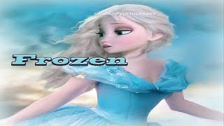 games disney queen elsa frozen color change doll playset ice warm water change toy video