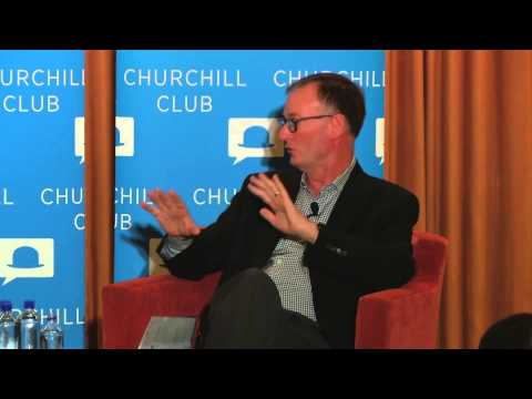 8.8.13 An Evening with David Goulden, President & COO of EMC, in Conversation with Mark Garrett