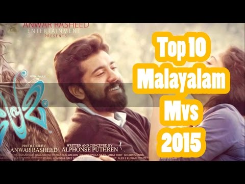TOP 10 MALAYALAM HIT MOVIES 2015