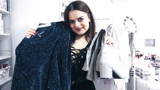 Zara,Bershka,Oysho,H&M Alışverişi  |Part 2 Kış