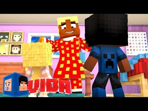 Minecraft Vida: BABÁ DAS CRIANÇAS !! #58