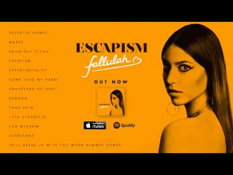 Fallulah - Escapism (Full Album Stream)