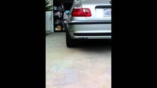 BMW e46 325i wheel spacers