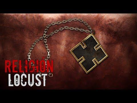 RELIGION LOCUST GEARS OF WAR