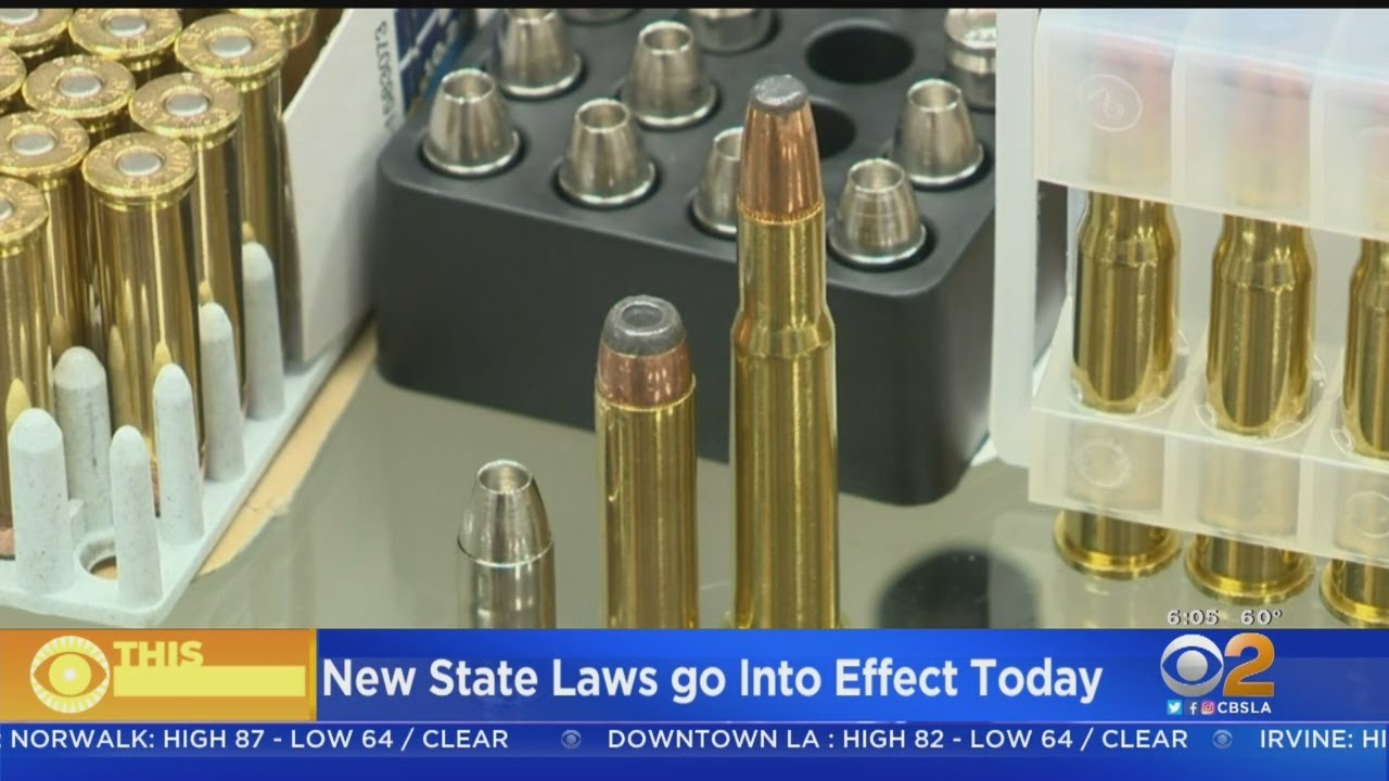 New Police Body Cam, Ammunition Laws Go Into Effect July 1