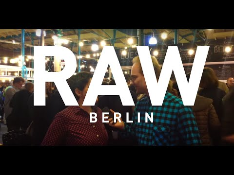 Interview:  ISABELLE LEGERON @ RAW BERLIN ENGL