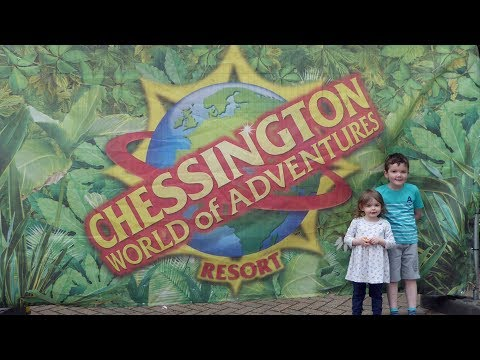 Chessington World of Adventures Resort Theme Park
