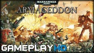 Warhammer 40,000: Armageddon Gameplay (PC HD)