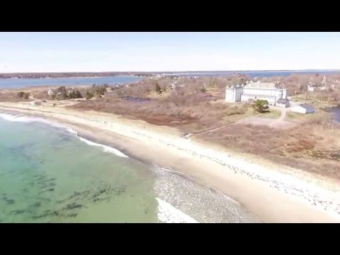 Biddeford Pool from Above