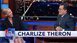 Charlize Theron Just Doubled Her Dog Brood From Two To Four