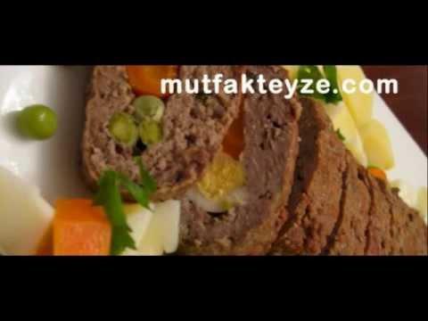 tarif: rulo köfte nasıl yapılır video [6]