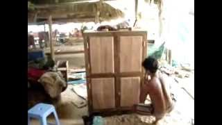 Chantha - The Cambodian Cabinet Maker In Sihanoukville