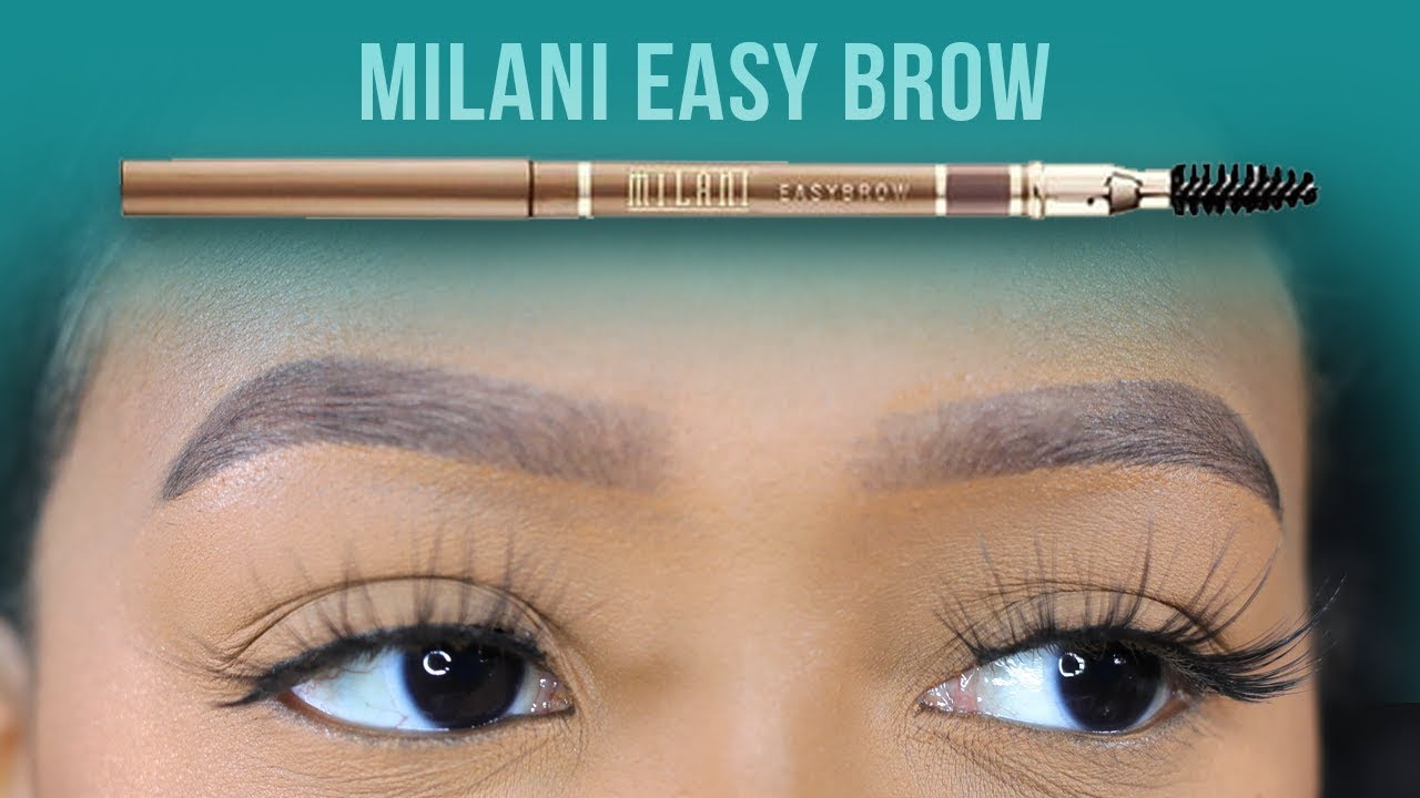 Waterproof Brow Pencil That Isn T Really Waterproof Alright Milani Snatched Brow Sunday Youtube