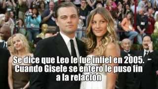 Novias de Leonardo DiCaprio