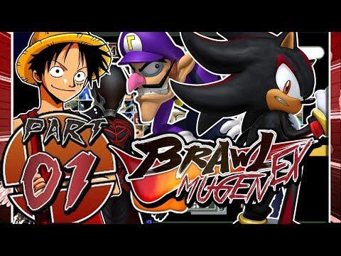 Brawlex Mugen V.5 slot 58 fixed Organized - King Impris Brawl Hack Pack Showcase #1