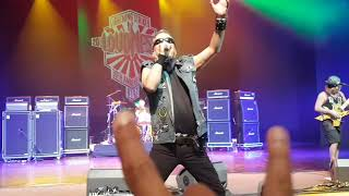 Loudness - Heavy Chains Live in Singapore 2017 LOUDNESS 動画 22