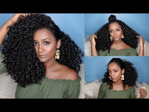 Everyday Curly Hairstyles Quick Easy