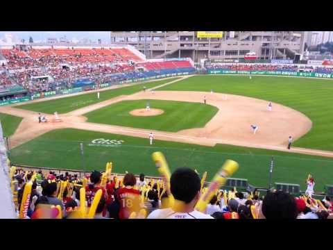 Kia Tigers v Samsung Lions July 30, 2013 Baseball in South Korea