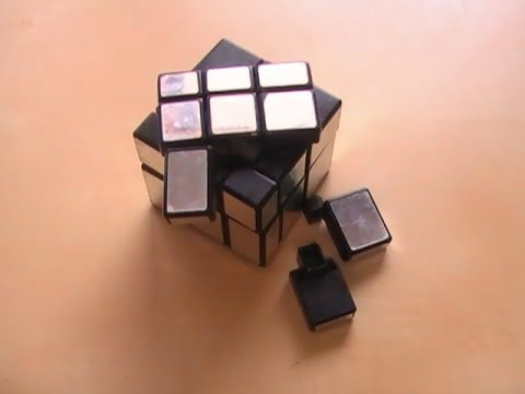how to solve mirror cube last layer pdf