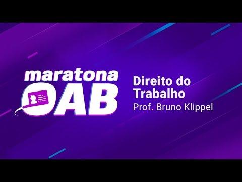 maratona-oab-2º-fase---exame-xxviii:-direito-do-trabalho