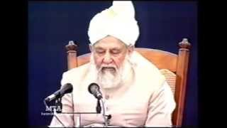 Address to Ladies Jalsa Salana Germany, 26 August 2000