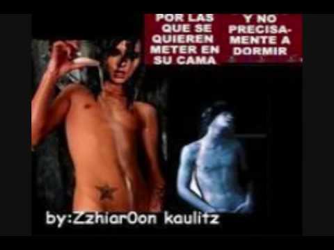 Tom kaulitz naked