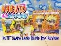 Naruto Shippuden Petit Chara Land Blind Box Review