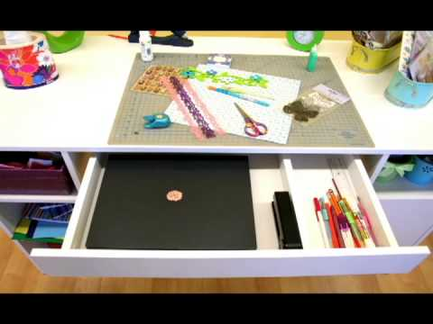 Craft Tables For Scrapbooking