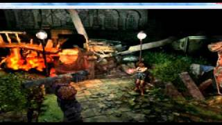 Resident Evil 3 Nemesis 7th encounter (Handgun)