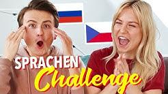 Sprachen CHALLENGE mit Kelly MissesVlog | Russisch VS Tschechisch