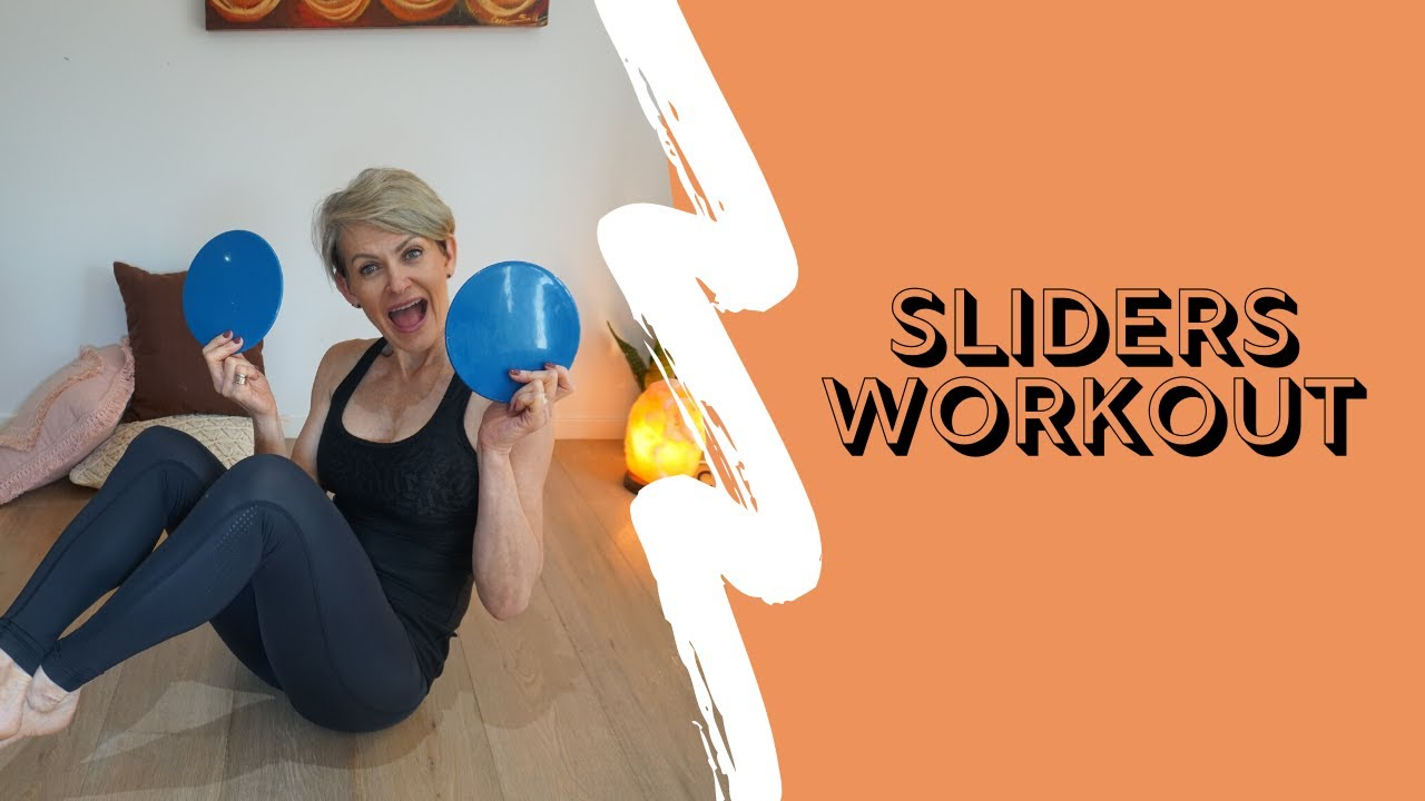 Pilates Sliders Workout