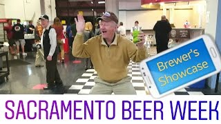 SACRAMENTO BEER WEEK CELEBRATION KICKOFF WITH THE BREWER'S SHOWCASE
