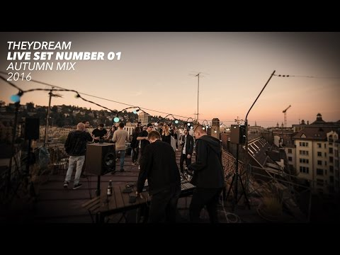 Theydream - Live Set Number 01 (Autumn Mix) 2016 - Free Download