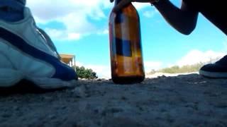 Explosion Boom 10 ! En botella.