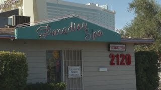 Paradise Spa shut down for license violations, prostitution