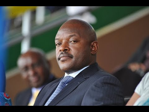 Burundi President Launches Campaign To Stay In Power Till 2034