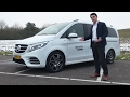 2017 Mercedes V Class AMG Design - Review and Big Test Drive New Design V Klasse