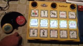 Switch-Enabled Cranium Cariboo Game