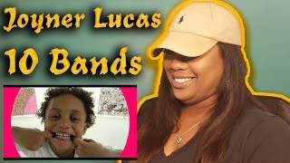 Mom reacts to Joyner Lucas ft. Timbaland - 10 Bands (ADHD) | Reaction