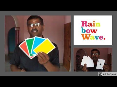 MAGIC TRICKS VIDEOS IN TAMIL #522 I 'RAINBOW' WAVE @Magic Vijay